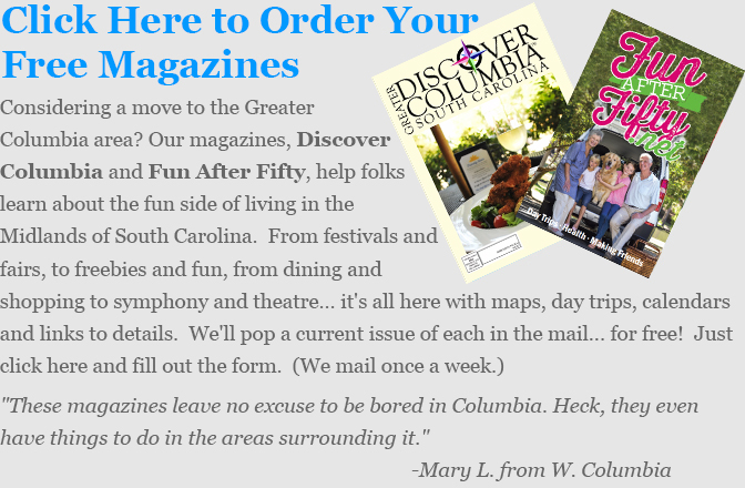 Relocation Guides for Columbia, South Carolina