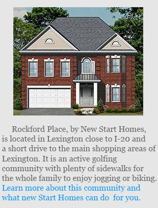 Information on the Rockford Place community in Lexington